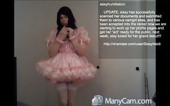 Miss vile exposes sissy 1200X750 jpeg