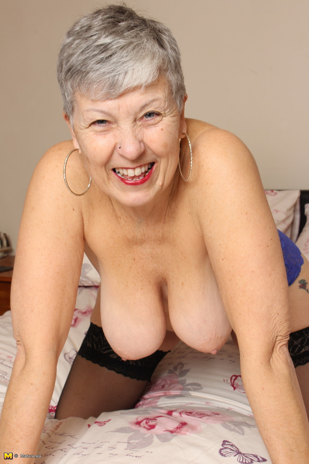 Big tits british mature ladies full size