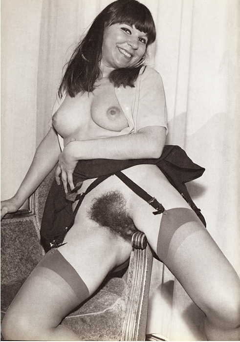 Properly shaved women