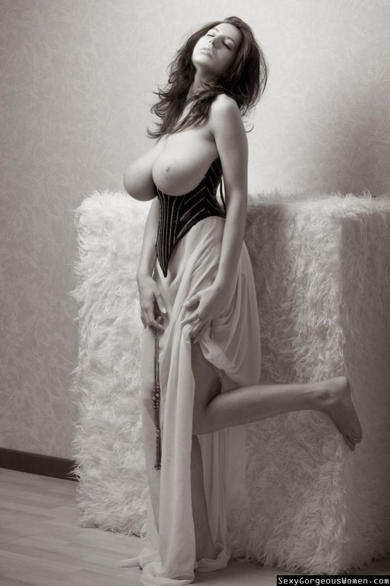 Vintage large boobs