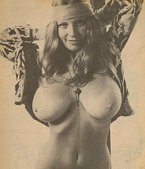 Opinion vintage big tits nude magnificent