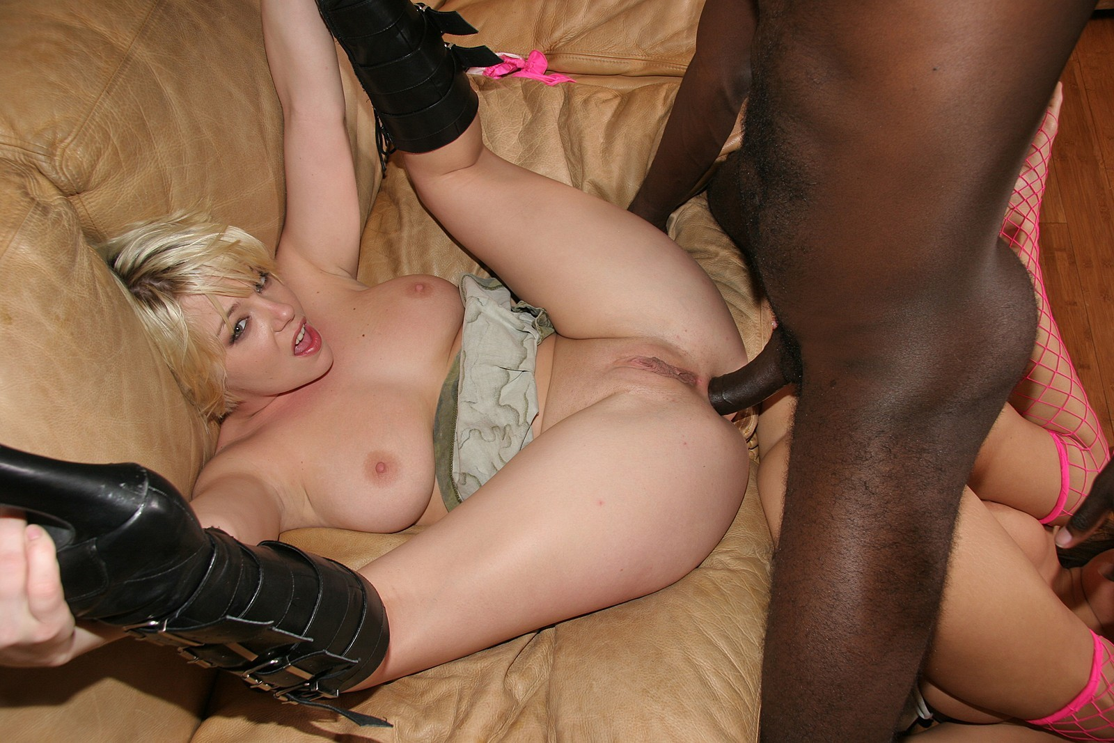 Amateur interracial whore anal full size