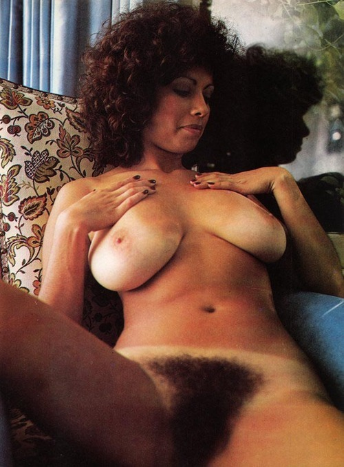 Excellent vintage hairy big tits consider, that