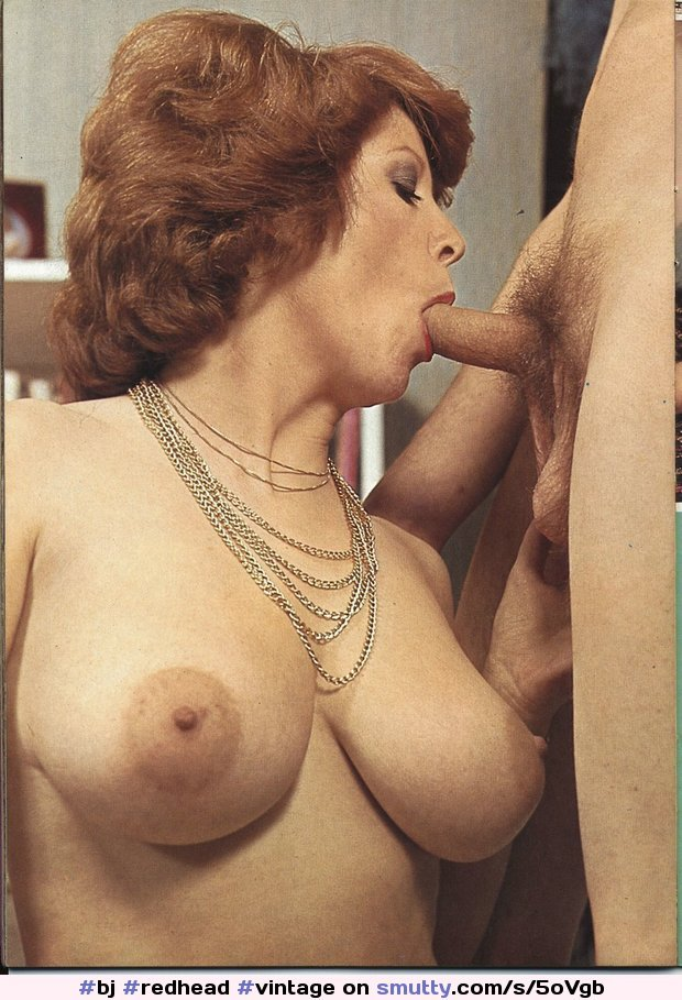 Big tits retro blowjob movies