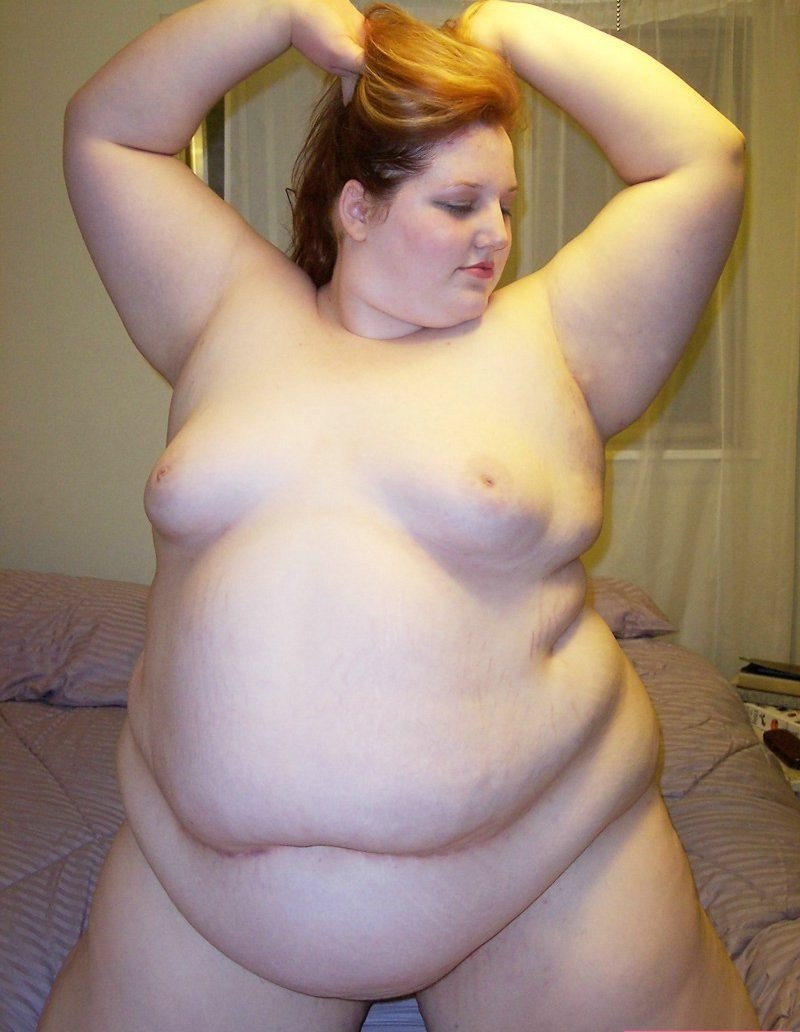fat girl naked masterbating
