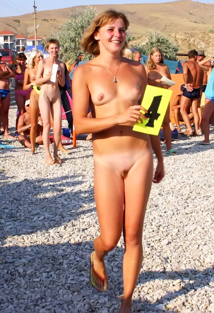 Camp nudist young girl tube consider, that