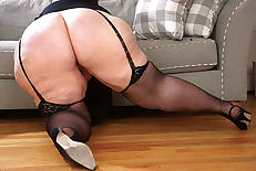 Big butt bbw mature granny ass 600X401 jpeg