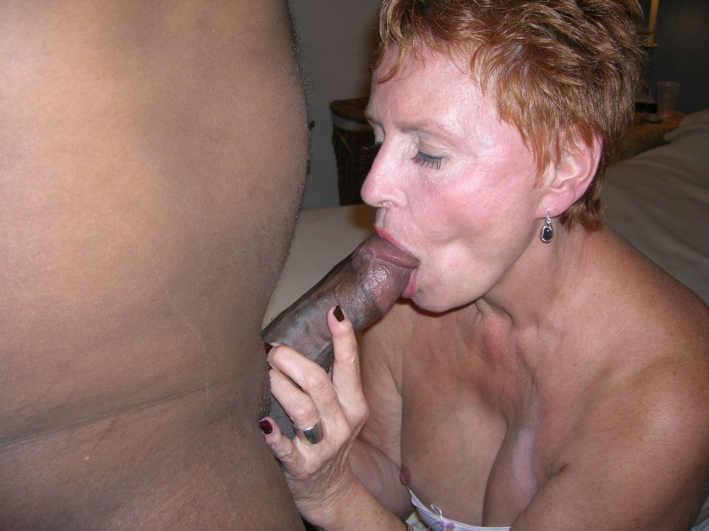 Mature Woman Monster Cock