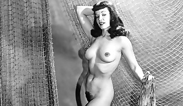 Bettie page pin up girl nudes 2769X1605 jpeg