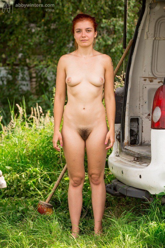Apologise, girls nude outdoor camping