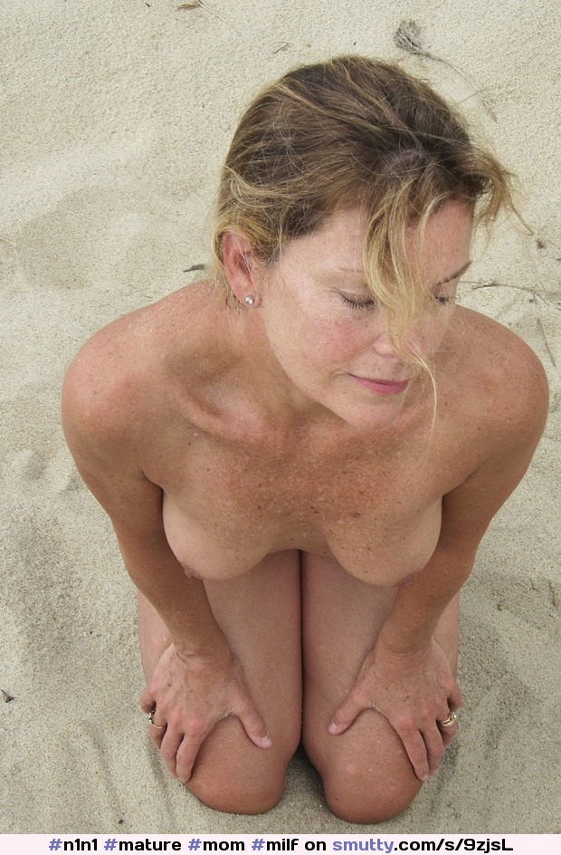 Mature milf with freckles full size