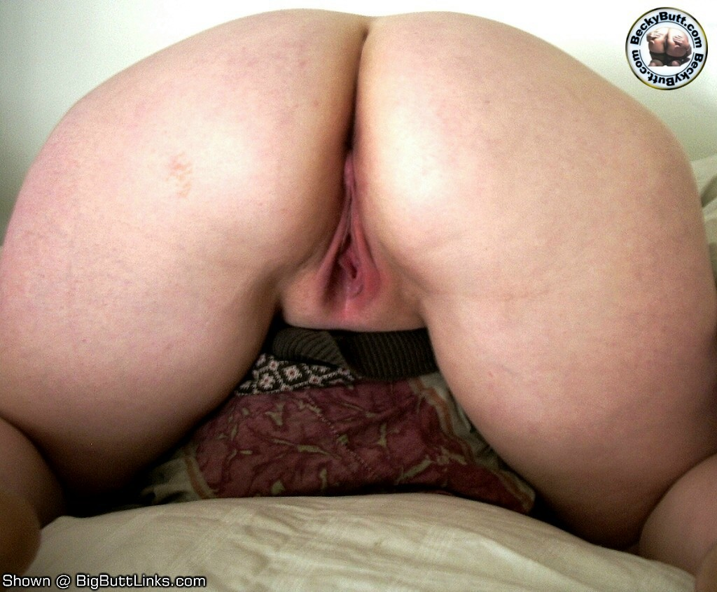 ugly fat ass in panties