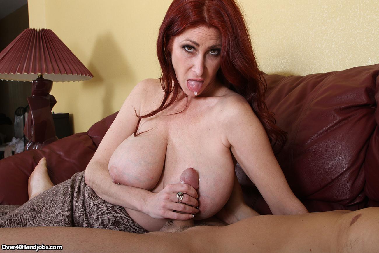 Chubby Big Tit Redhead Teen