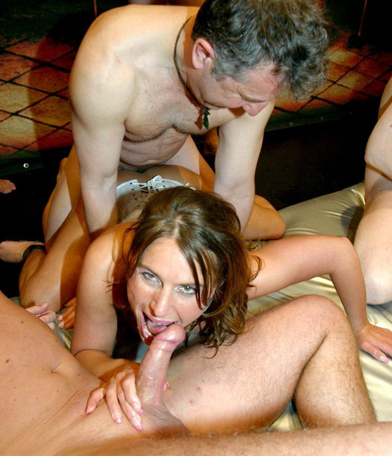 Wife swapping sex party sharing wives homemade private pictures