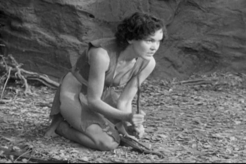 Tarzan maureen swim nude