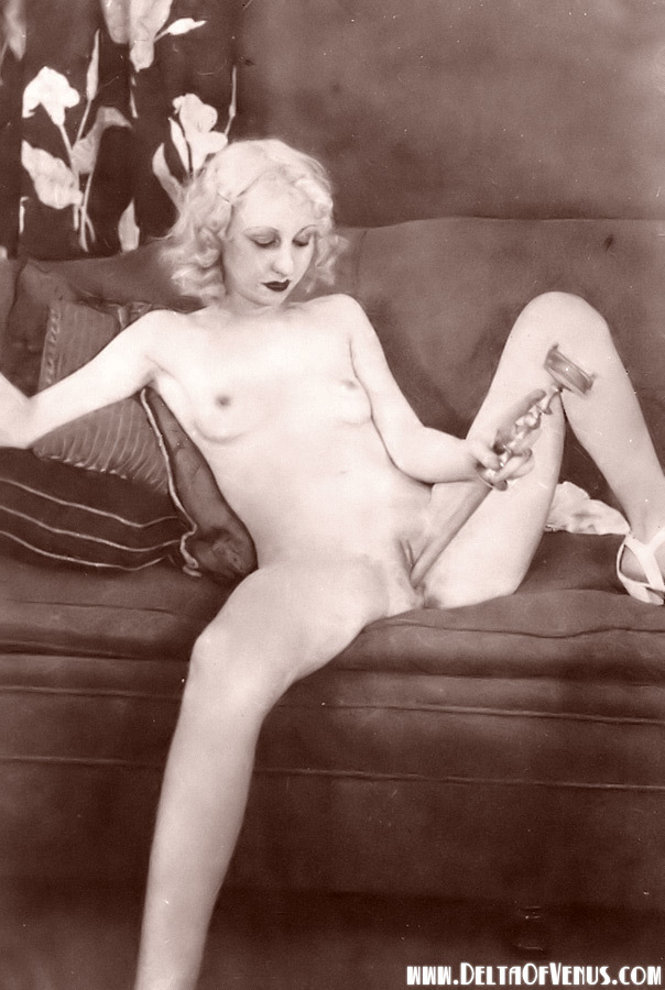 vintage german girl naked