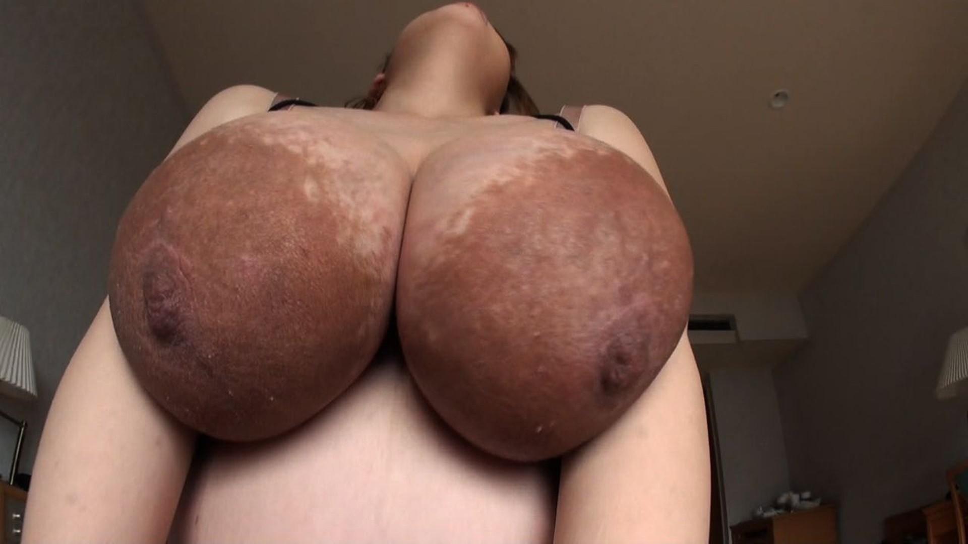 Big areolas videos porn