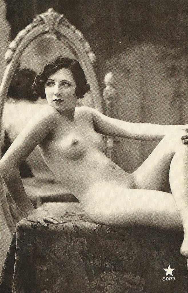 Nude Vintage Erotica 1960s