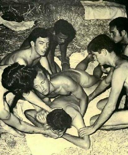 vintage interracial anal porn