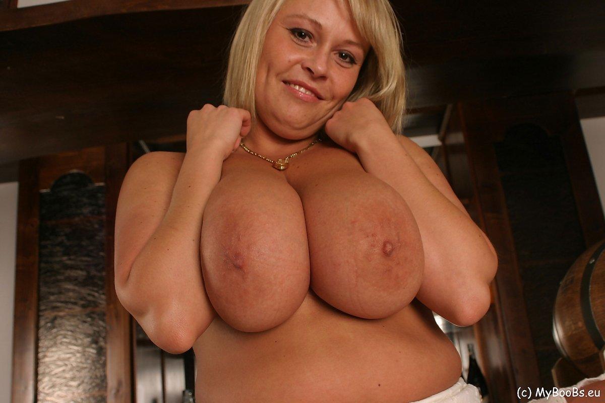 Polish Big Tit Milf