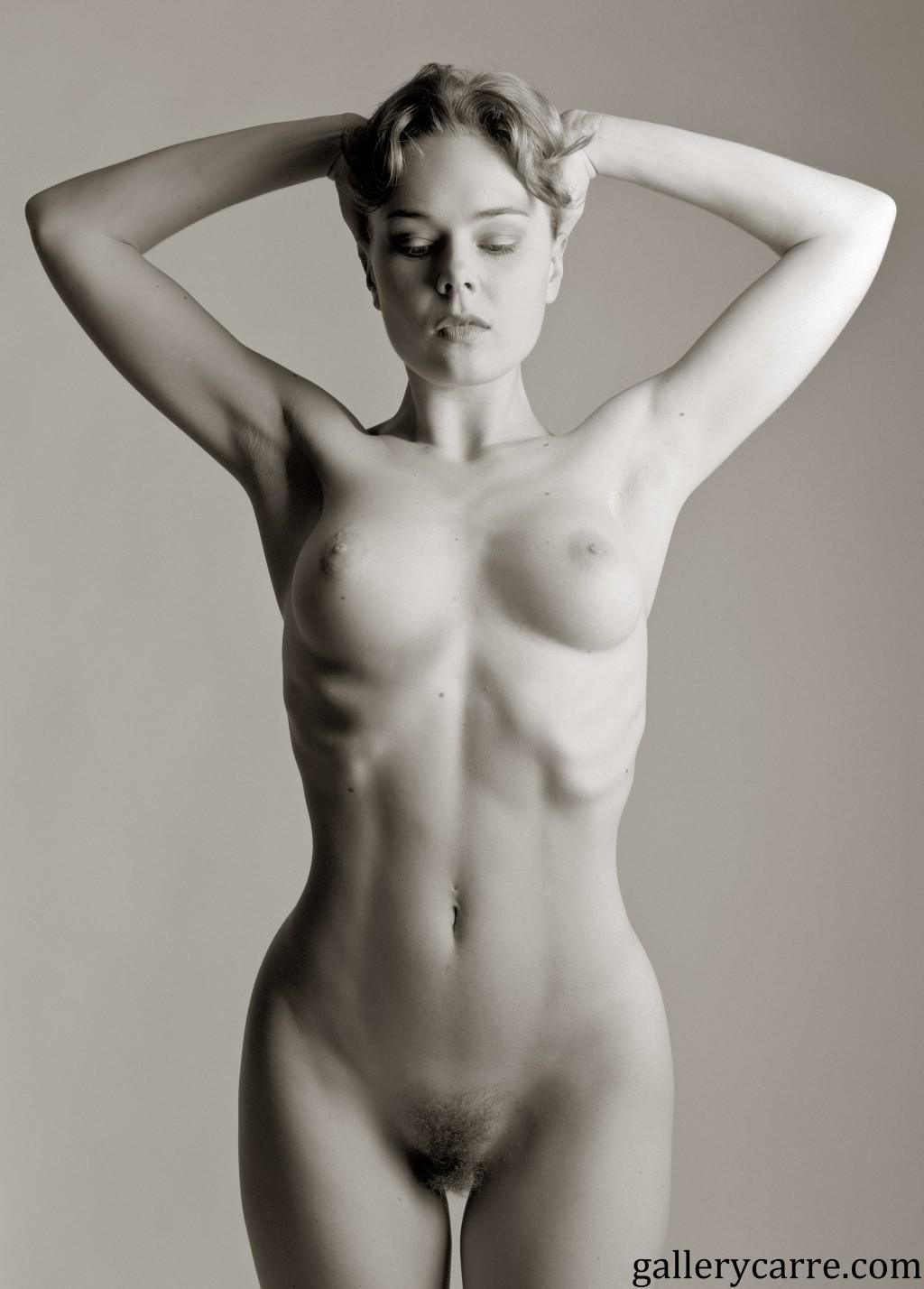 Masha P Nude Model - Nuslutcom-9478