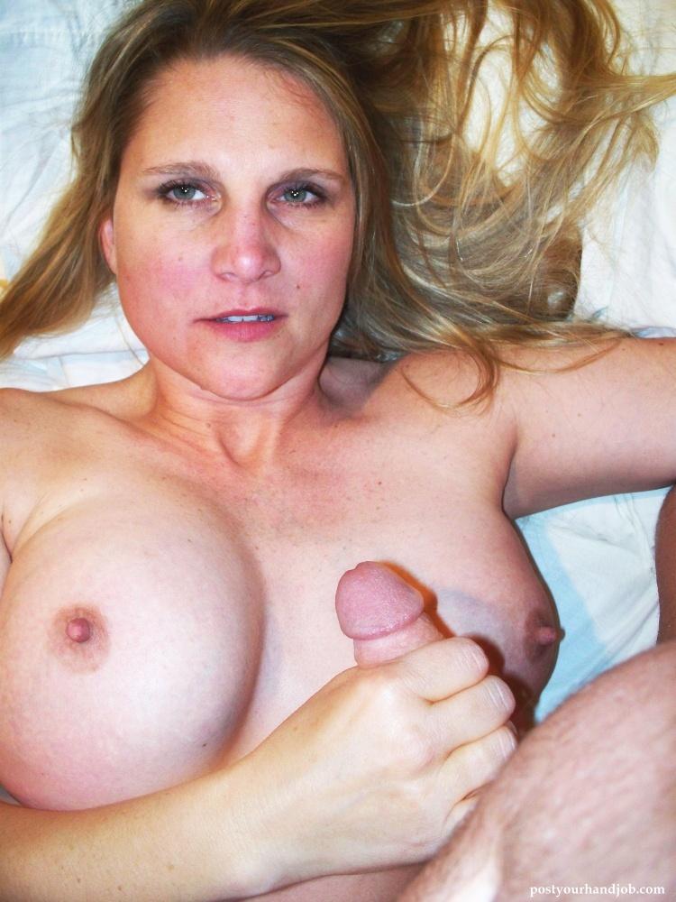 Mature Big Tits Milf Handjob - Nuslutcom-9675