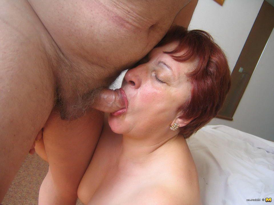 Granny sucking cock pics-8026