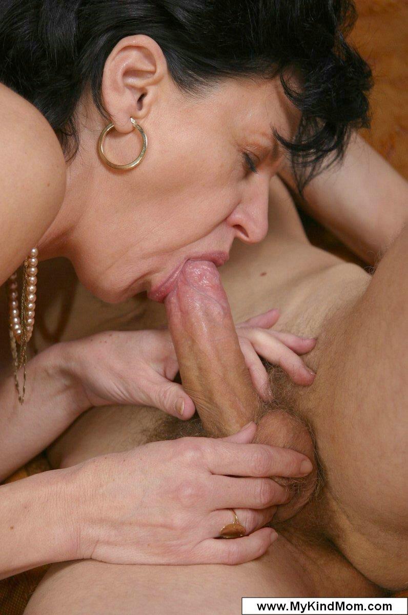 My mama sucking dick