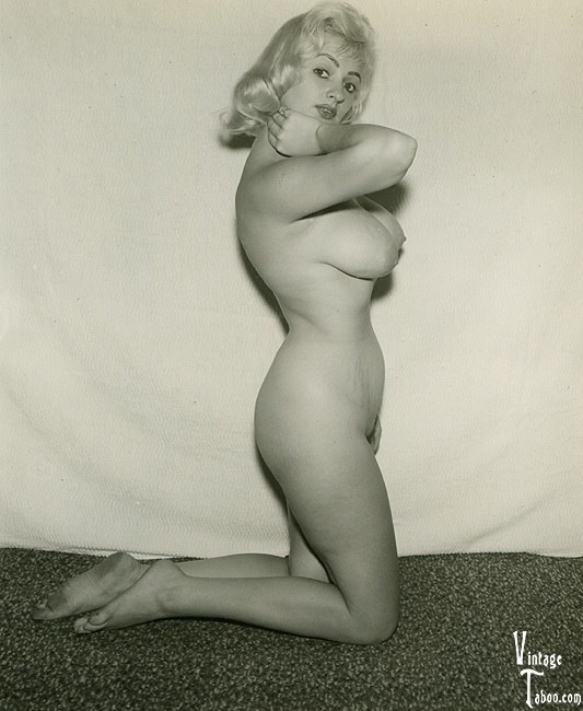 Vivian blush boobs